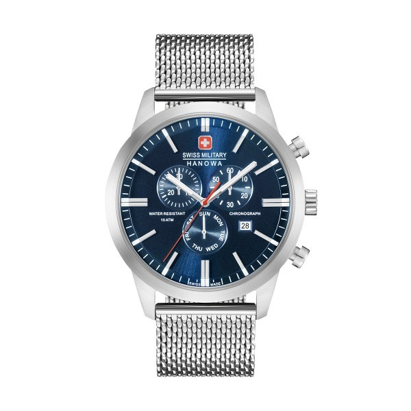 fb68b1ff805 Relógio SWISS MILITARY Chrono Classic - SM06330804003