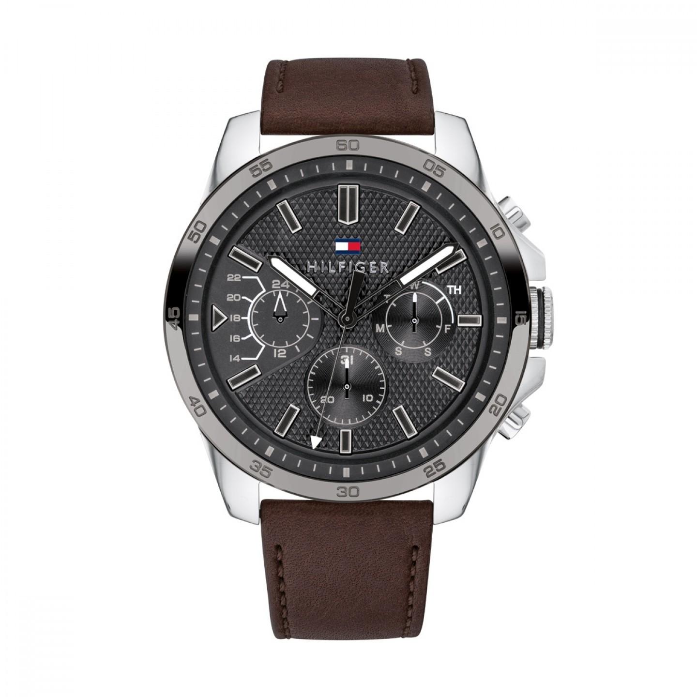 Relógio TOMMY HILFIGER Decker Cinzento