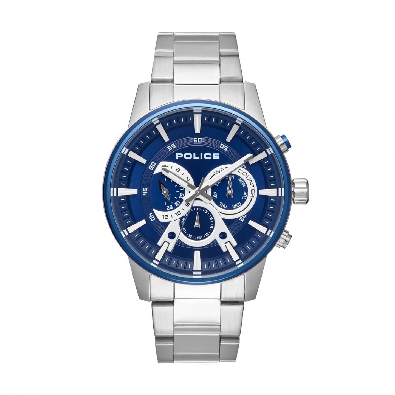 Relógio POLICE Smart Style Prateado