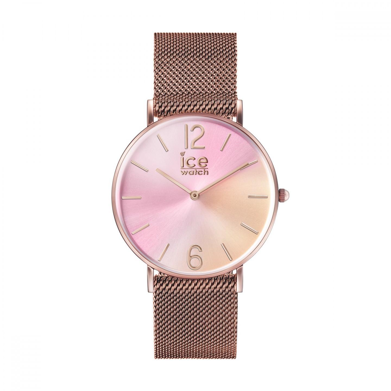 Relógio ICE Sunset Ouro Rosa