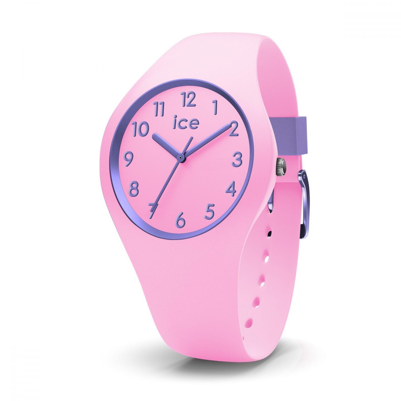 Relógio ICE Ola Kids Rosa