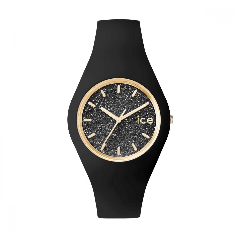 Relógio ICE Glitter Preto