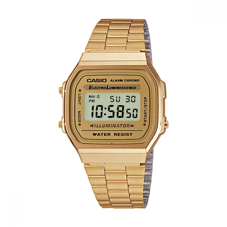 Relógio CASIO Vintage Iconic Dourado