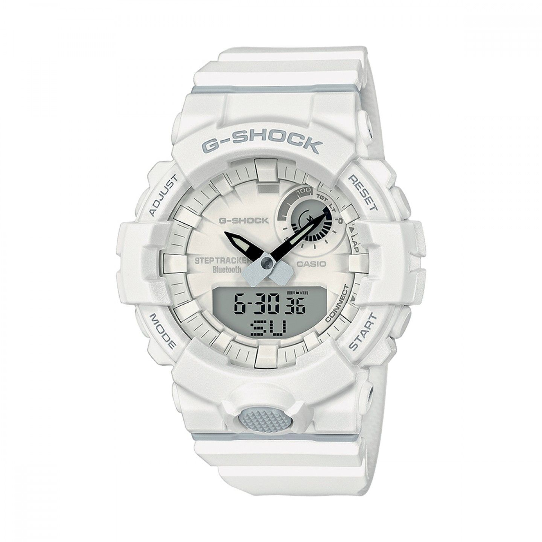 Relógio CASIO G-SHOCK G-Squad Branco
