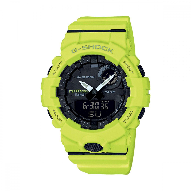 Relógio CASIO G-SHOCK G-Squad Amarelo