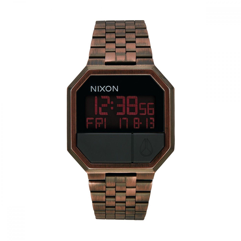 Relógio NIXON Re Run Cobre