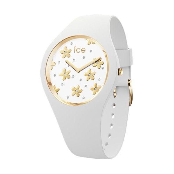 Relógio ICE Flower Branco IC016667