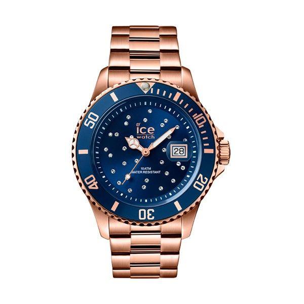Relógio ICE Steel Ouro Rosa IC016774