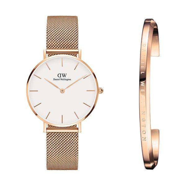 Relógio DANIEL WELLINGTON Melrose White DW00500204