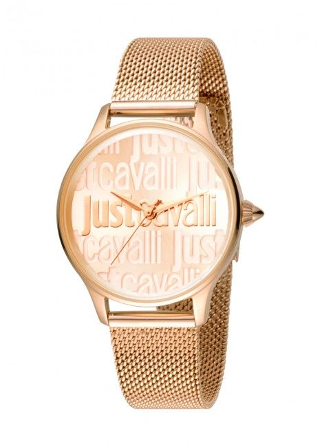 Relógio JUST CAVALLI TIME Relaxed Ouro Rosa