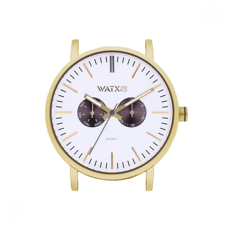 Caixa WATX 44 Analogic Desire Dourado