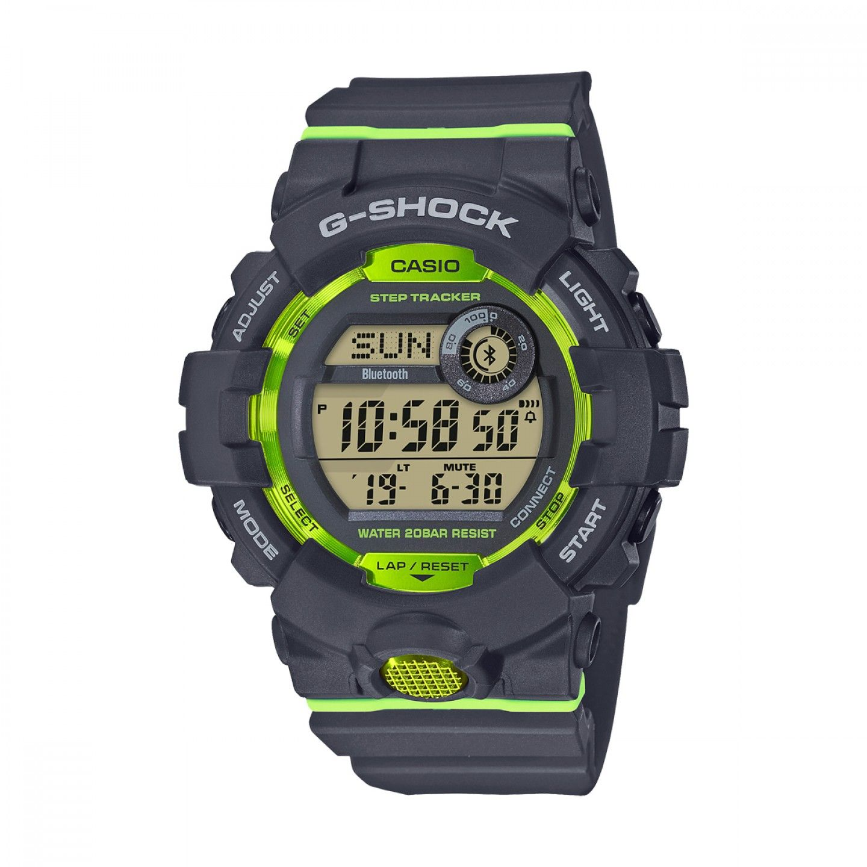 Relógio CASIO G-SHOCK G-Squad Cinzento