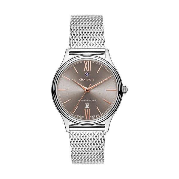 91e602c8917 Relógio GANT Caldwell Lady Prateado - G125002