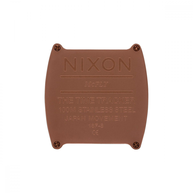Relógio NIXON Time Tracker Bronze