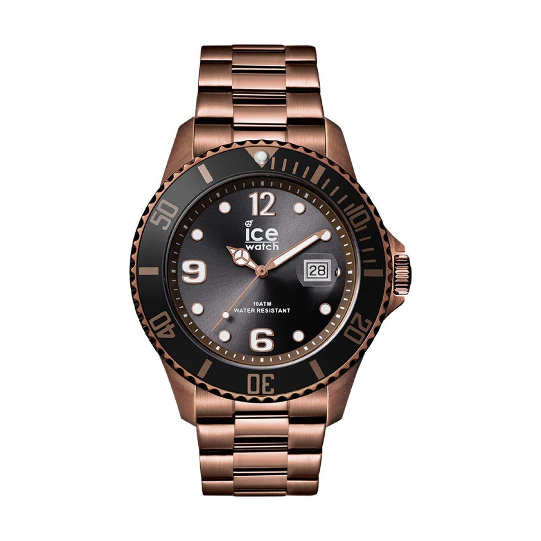 Relógio ICE Steel Castanho