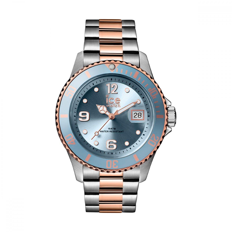 Relógio ICE Steel Bicolor