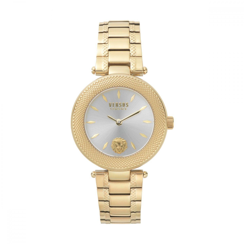 Relógio VERSUS Brick Lane Dourado