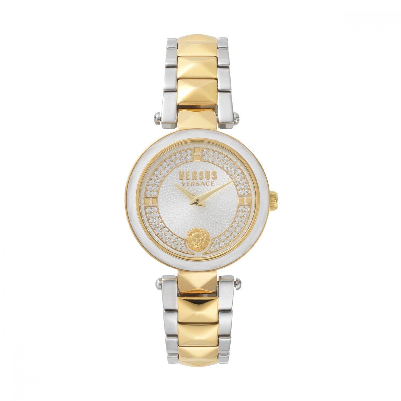 Relógio VERSUS Covent Garden Crystal Bicolor