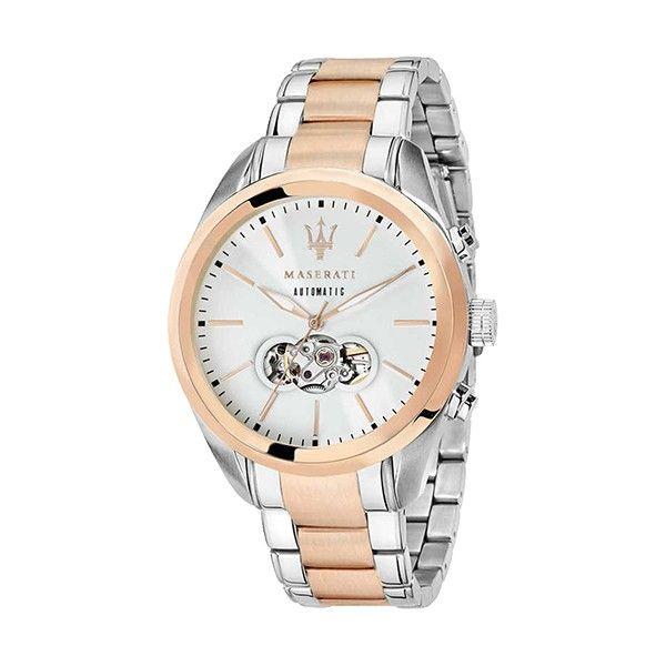 Relógio MASERATI Traguardo Bicolor R8823112001