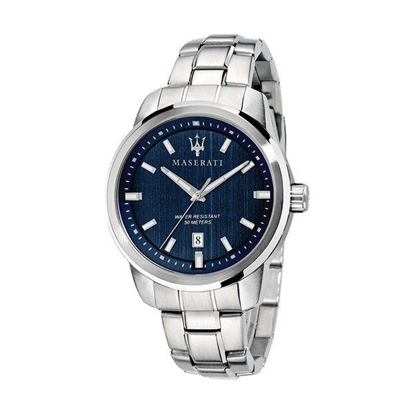 Relógio MASERATI Successo Prateado R8853121004