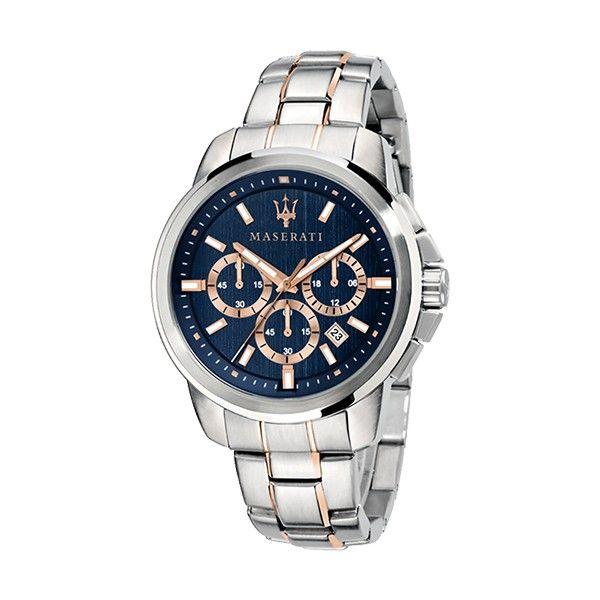 Relógio MASERATI Successo Bicolor R8873621008