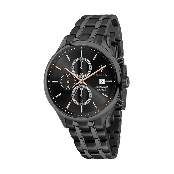 Relógio MASERATI Gentleman Preto R8873636003