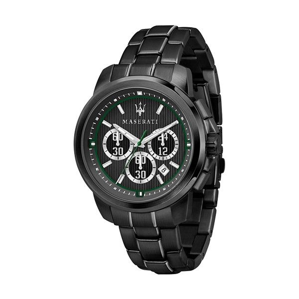 Relógio MASERATI Royale Preto R8873637004