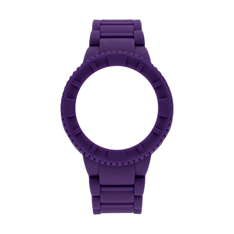 Bracelete WATX 43 Marble Roxo