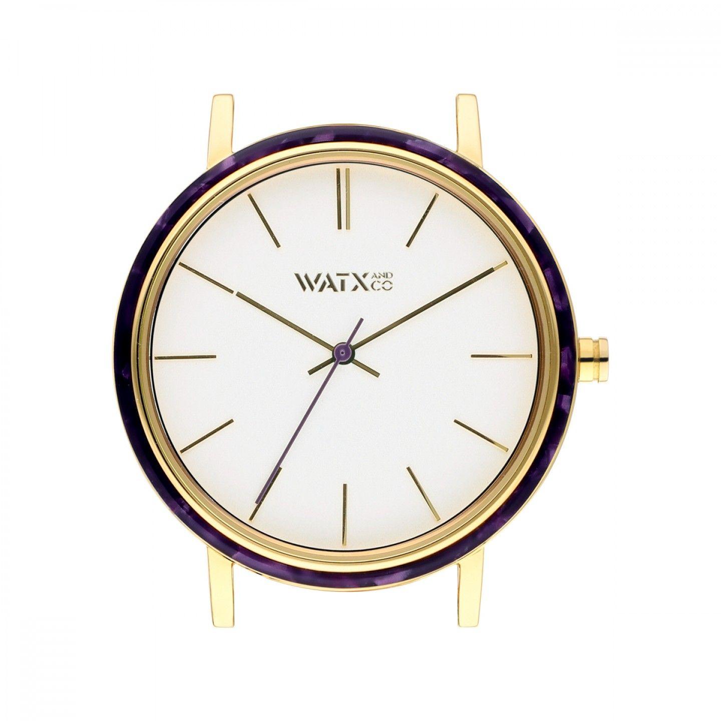 Caixa WATX 38 Marble Branco