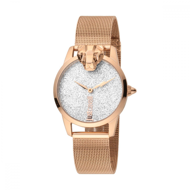 Relógio JUST CAVALLI TIME Animal Ouro Rosa