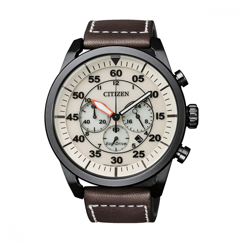 Relógio CITIZEN Ore Felici Castanho