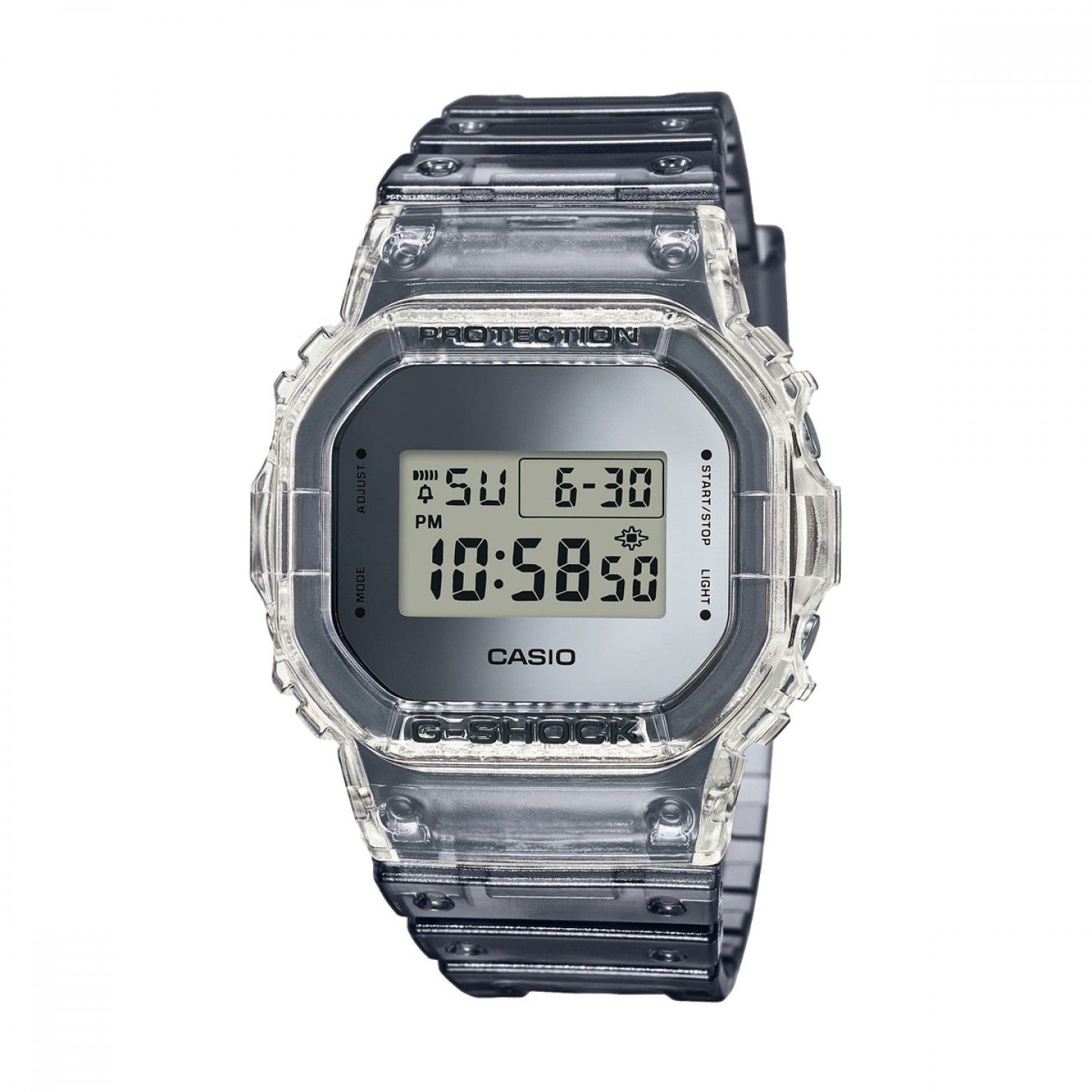 Relógio CASIO G-SHOCK The Origin Transparente