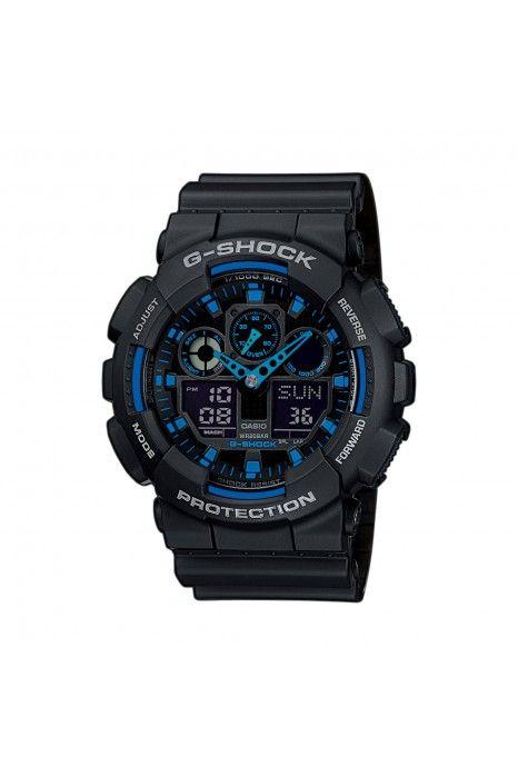 Relógio CASIO G-SHOCK Classic Preto