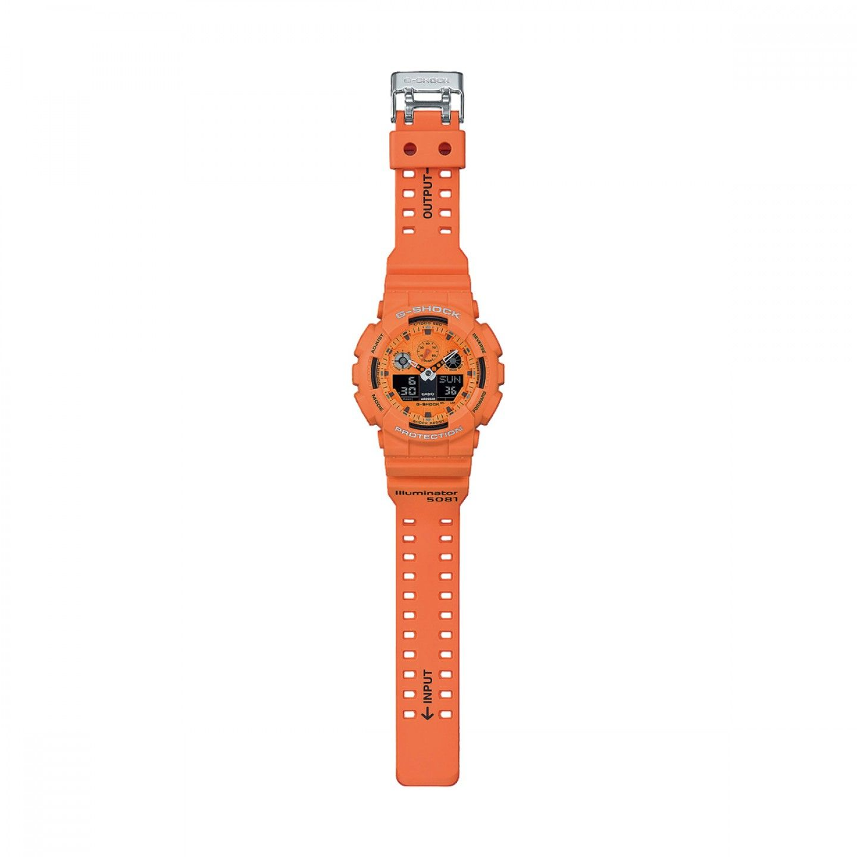 Relógio CASIO G-SHOCK Classic Laranja
