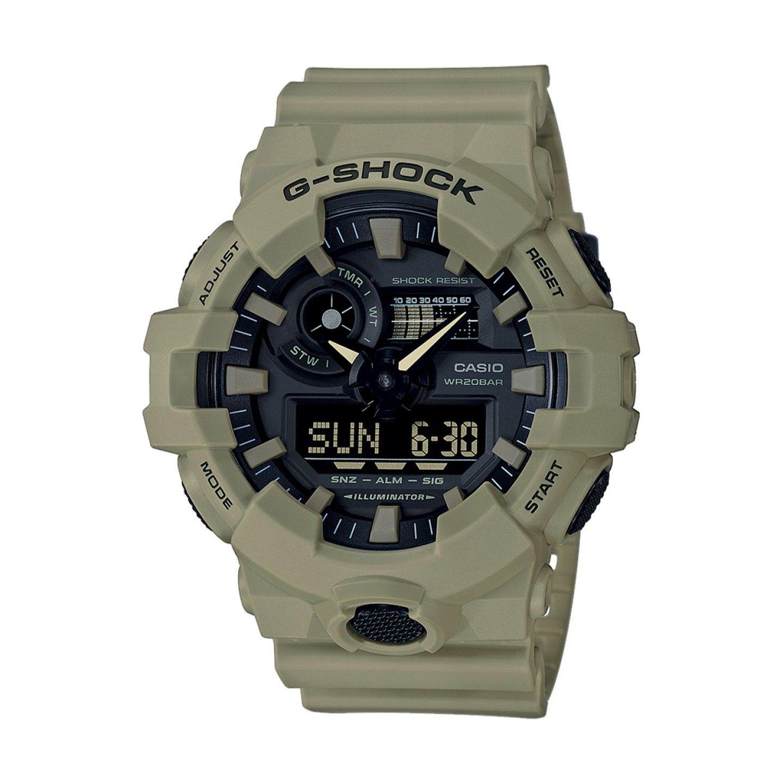 Relógio CASIO G-SHOCK Classic Bege