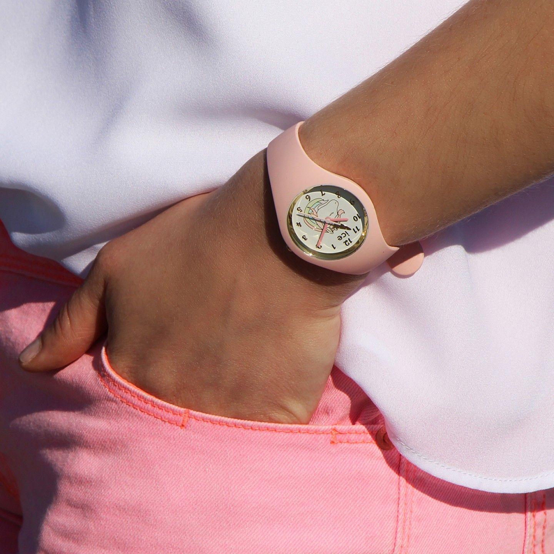 Relógio ICE Fantasia Rosa