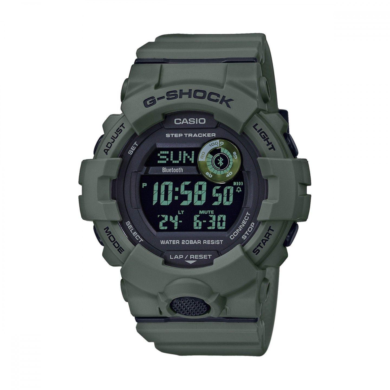 Relógio CASIO G-SHOCK G-Squad Verde