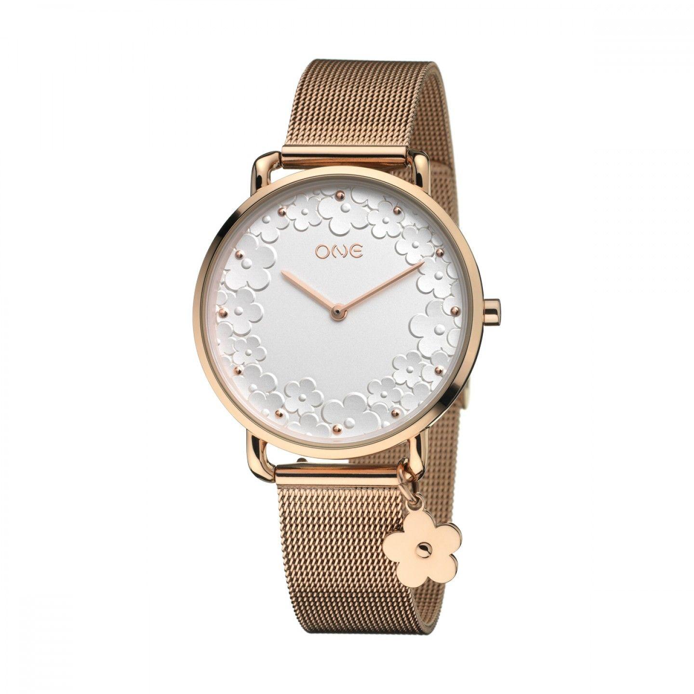 Relógio ONE Addiction Ouro Rosa