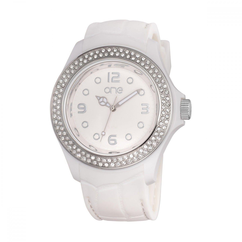Relógio ONE COLORS Eclat Branco