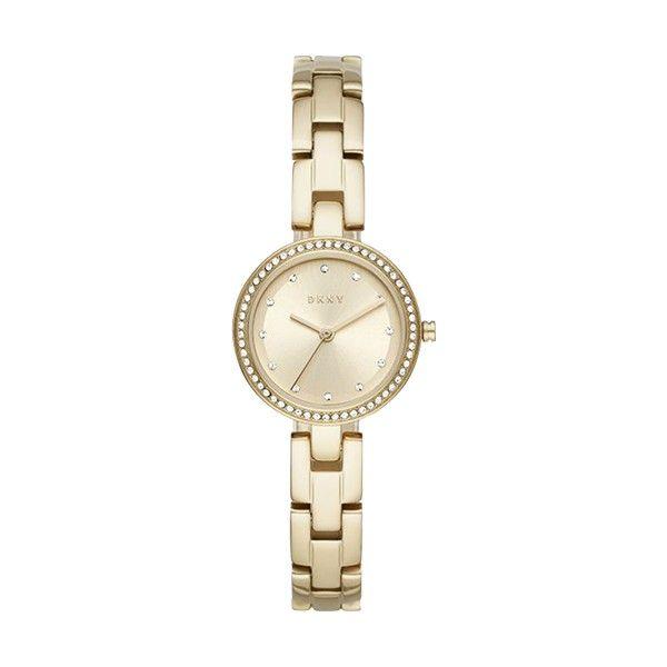 Relógio DKNY City Link Dourado NY2825