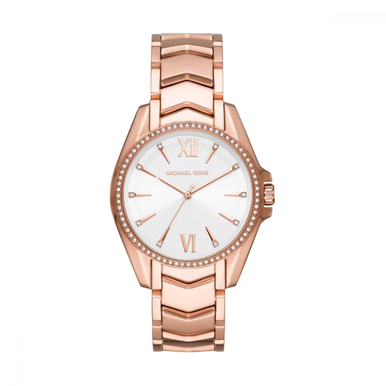 Relógio MICHAEL KORS Whitney Ouro Rosa