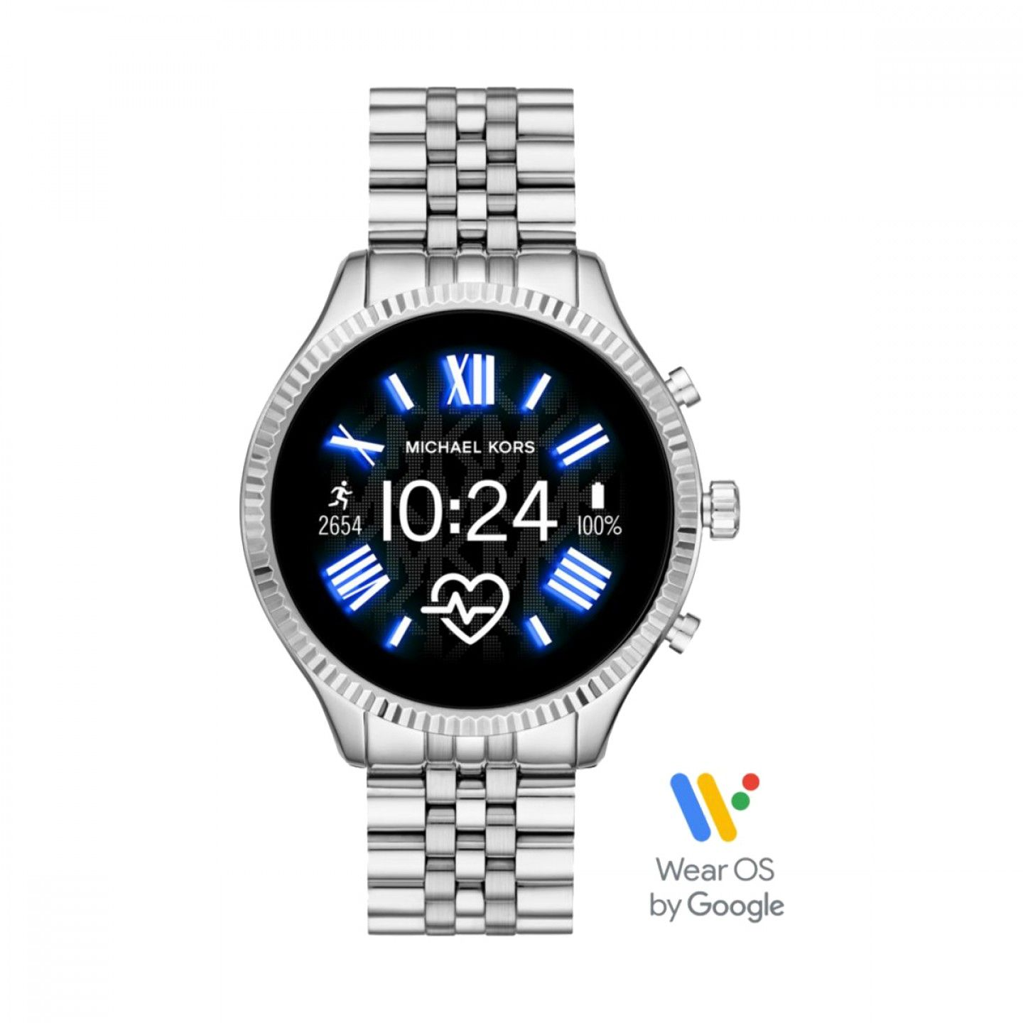 Relógio Smartwatch MICHAEL KORS ACCESS Lexington Prateado