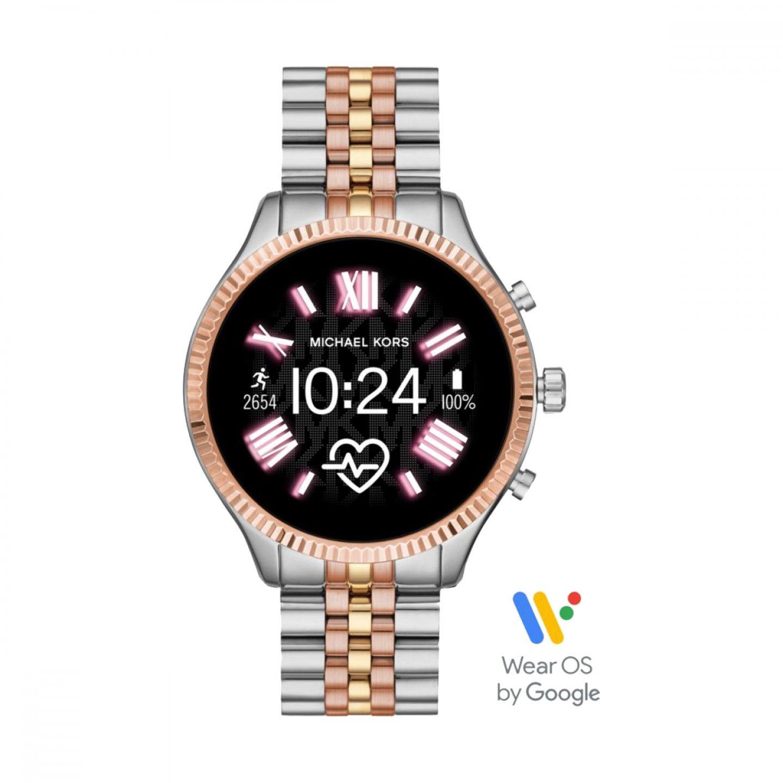 Relógio Smartwatch MICHAEL KORS ACCESS Lexington Tricolor