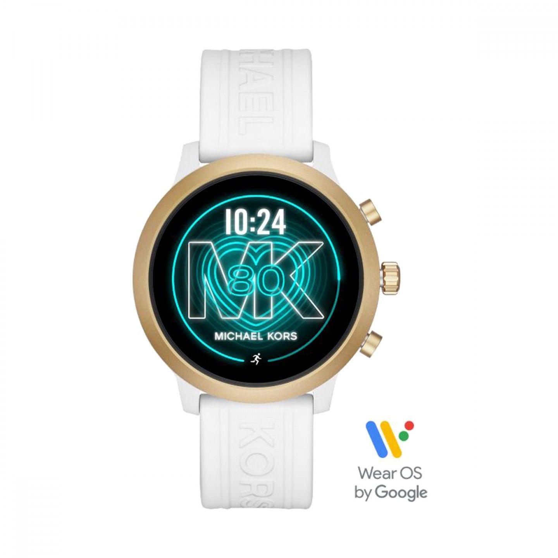 Relógio Smartwatch MICHAEL KORS ACCESS Go Branco