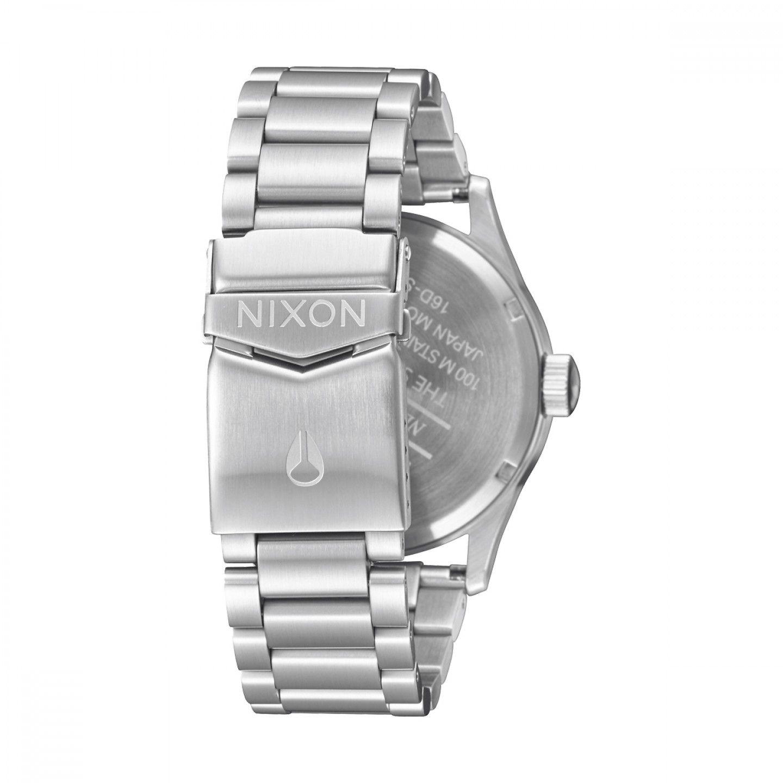 Relógio NIXON Sentry SS Prateado