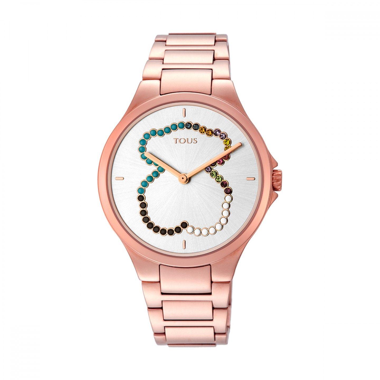Relógio TOUS Motion Straight Ouro Rosa