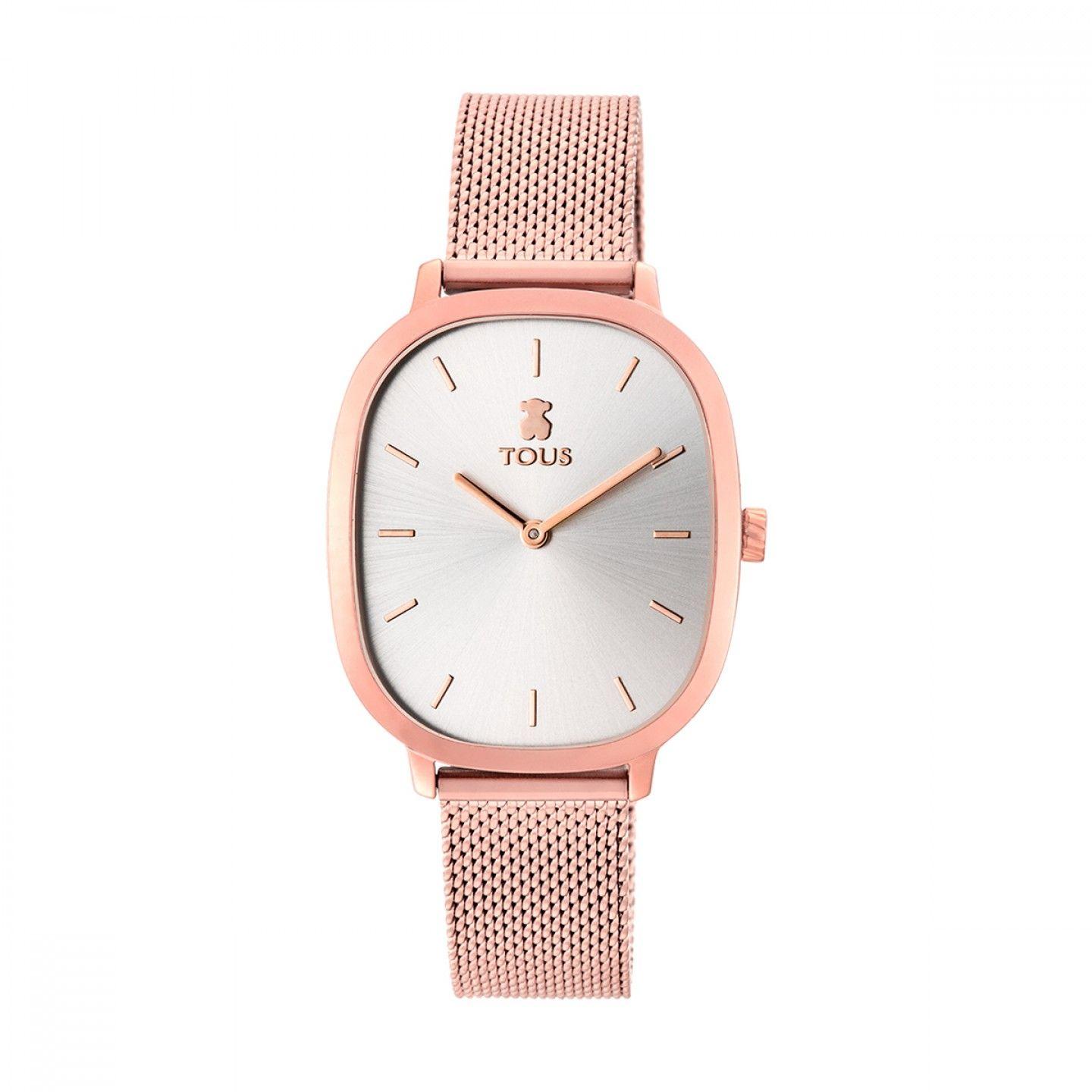 Relógio TOUS Heritage Ouro Rosa
