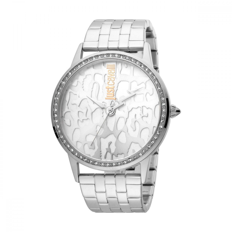 Relógio JUST CAVALLI TIME JC Print XL Prateado