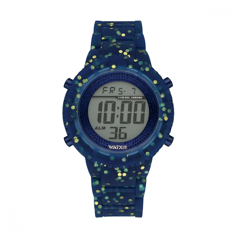 Caixa WATX 43 Byz Azul
