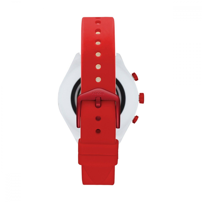 Relógio FOSSIL Q Sport Red (Smartwatch)